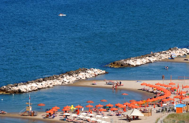 The Beach at Marinella