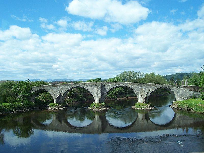 Antiguo puente de Stirling