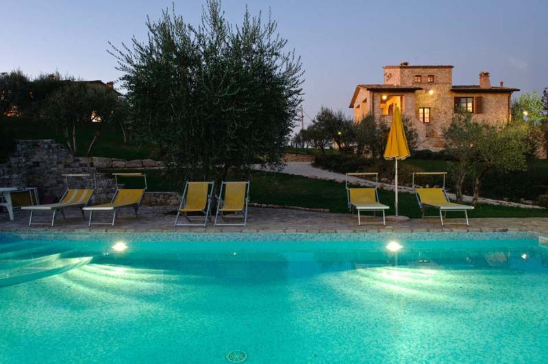 Roseto, vacation rental in Piedicolle