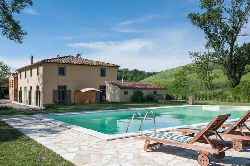 CASALE VALDERA, holiday rental in Montefoscoli
