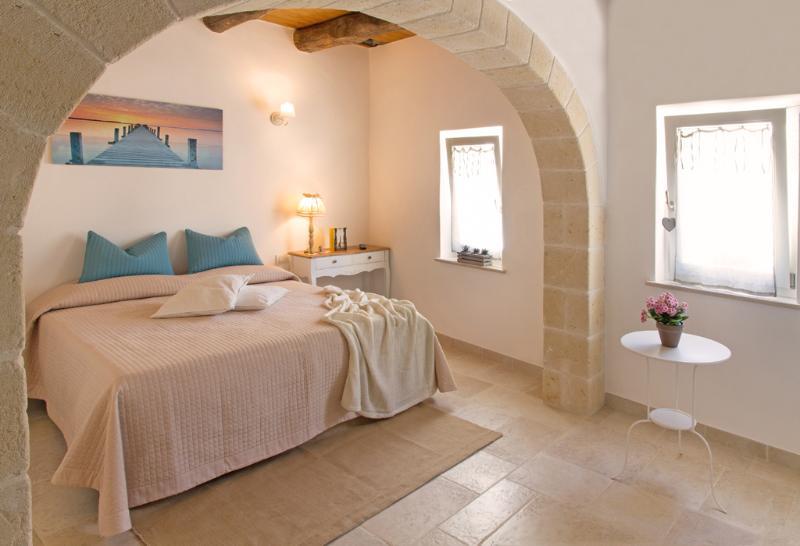 Camera da letto al II° piano con letti divisibili