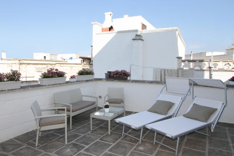 terrazzo solarium e relax