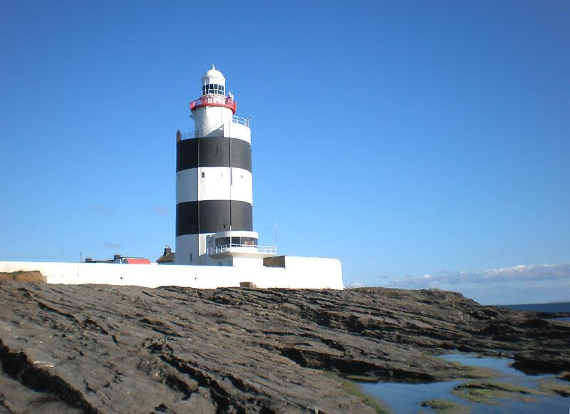 A short drive to Hook Lighthouse which has a great visitors centre and cafe!