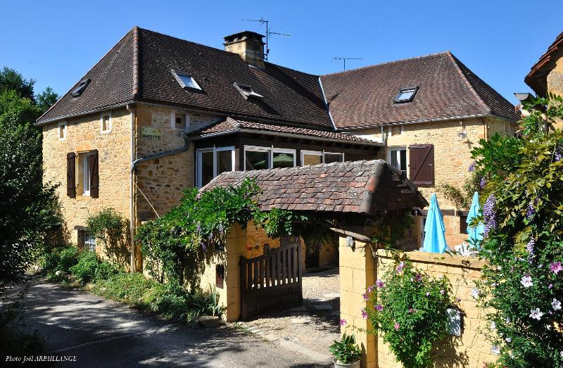 LE JAONNET, holiday rental in Saint-Martial-de-Nabirat