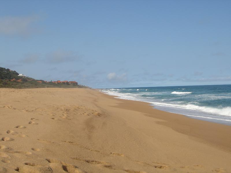 Zimbali private beach