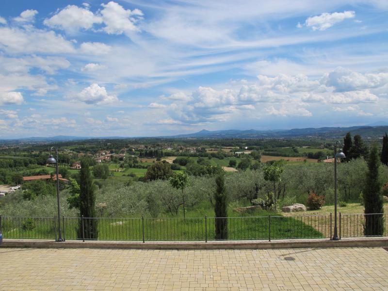 Appartamento Casella, Lucignano, alquiler de vacaciones en Lucignano