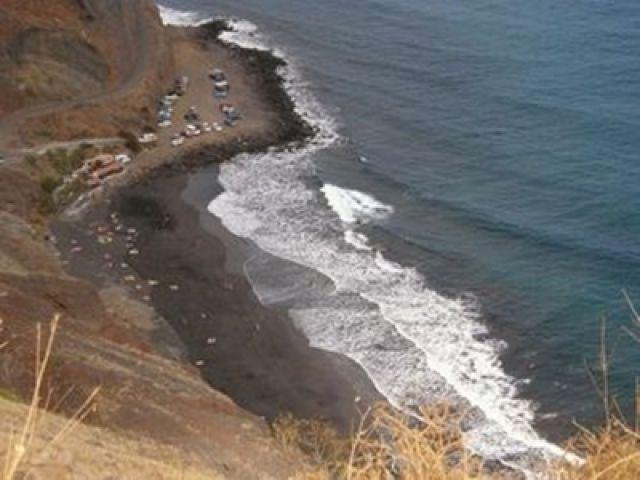 Las Gaviotas plage / Las Gaviotas