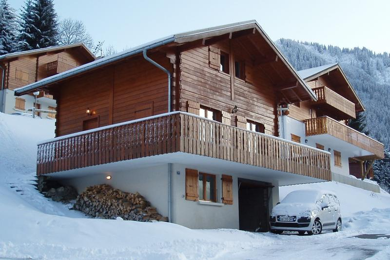 location appart Chatel Chalet du