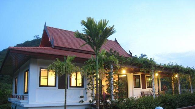 Casa para 4 personas en Nong K, vacation rental in Kui Buri