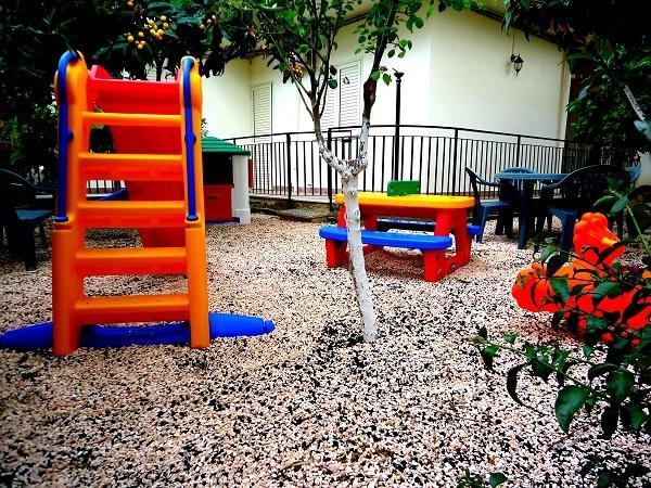 Parco giochi-bimbi