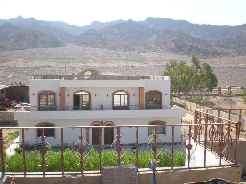half villa in Nuweiba South Sinai Egypt, holiday rental in Nuweiba