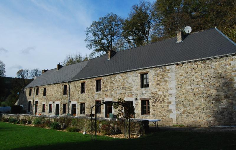 cottage lavender, holiday rental in Haybes