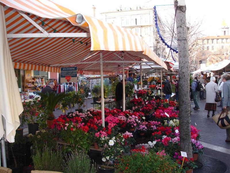 Flower Market - Old Town
