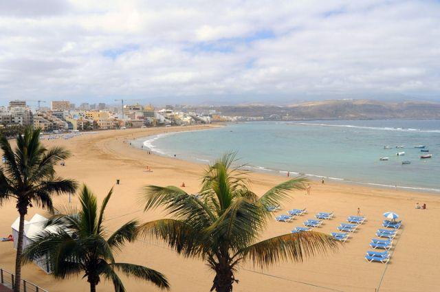 High apartment standing,beach-front, wifi 24 hours, holiday rental in Gran Canaria
