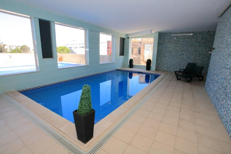 Indoor Pool for 365 day holidays