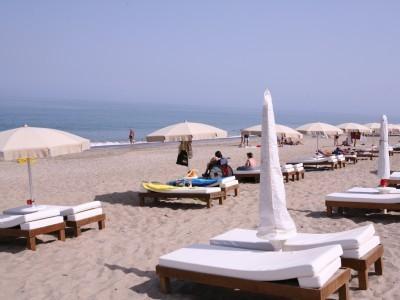 VILLA MAREA 50 mt TO BEACH – semesterbostad i Piane Vecchie