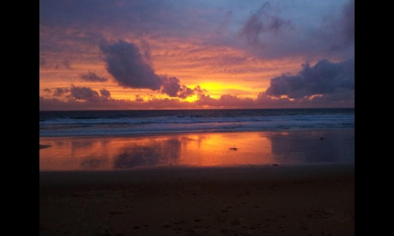 Breathtaking Sunsets at Naithon Beach