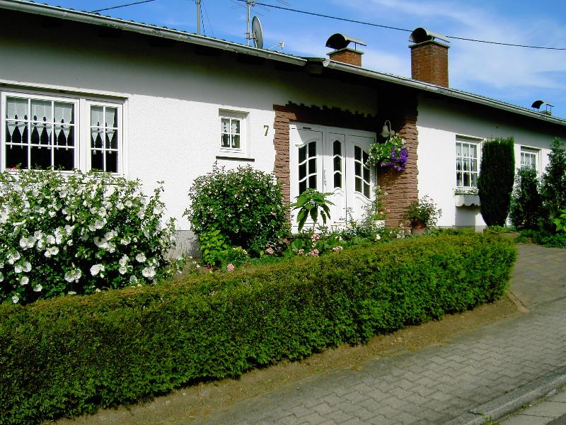 Ferienwohnung **** Am Bosenberg in St. Wendel, Nähe Bostalsee, Saarland