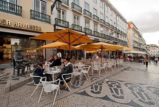 Coffee Shop 'A Brazileira'