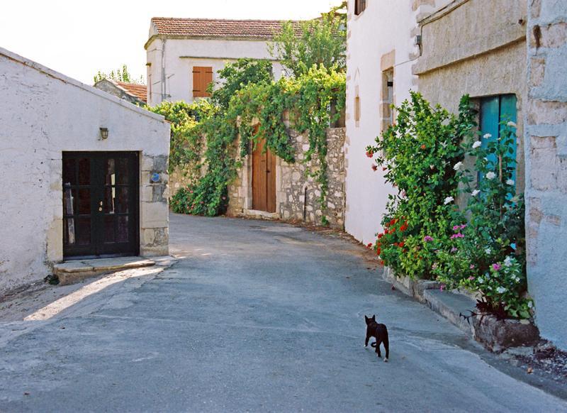 Picturesque village...