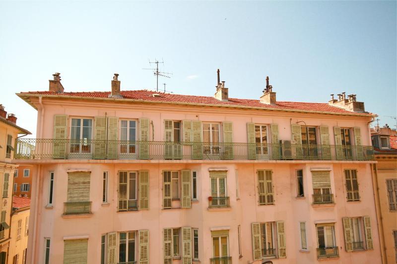 Building Exterior Showing Wrap Around Balcony