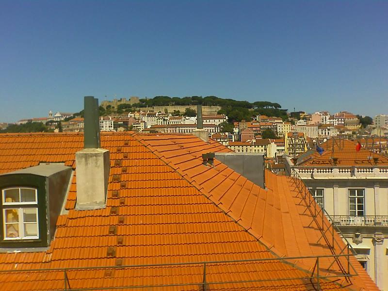 View from apartment - Castelo São Jorge