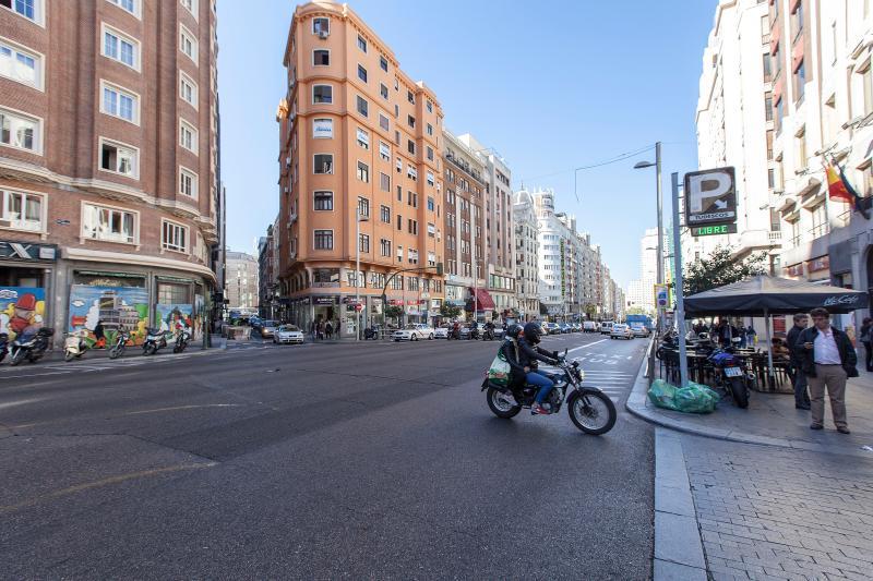 Street Gran Vía