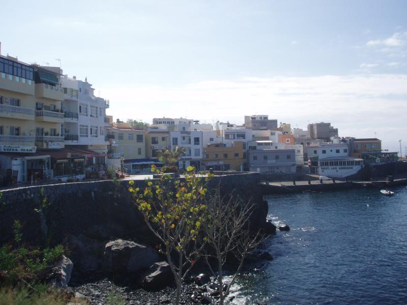 fishing village los abrios 15mins walk along the seafront