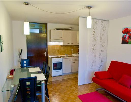 Studio Apartment Sunny Bovec