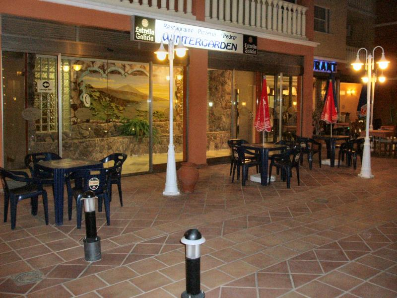rendezvous restaurant situated on winter gardens