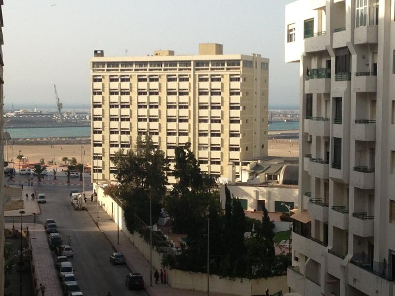 Appartement avec vues sur mer, holiday rental in Tangier
