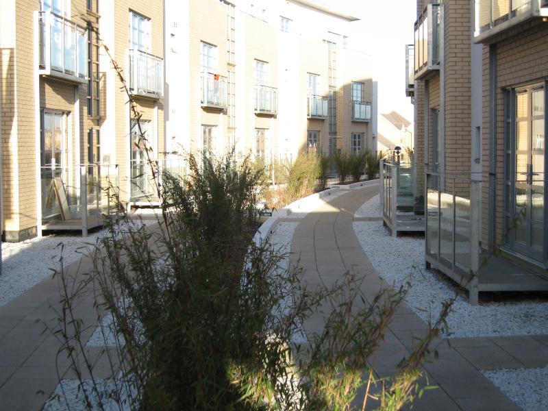 Charlesmere Garden Courtyard