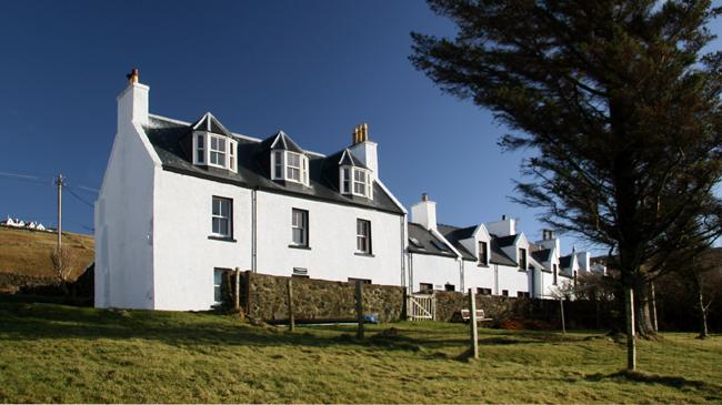 The Captains House, holiday rental in Waternish