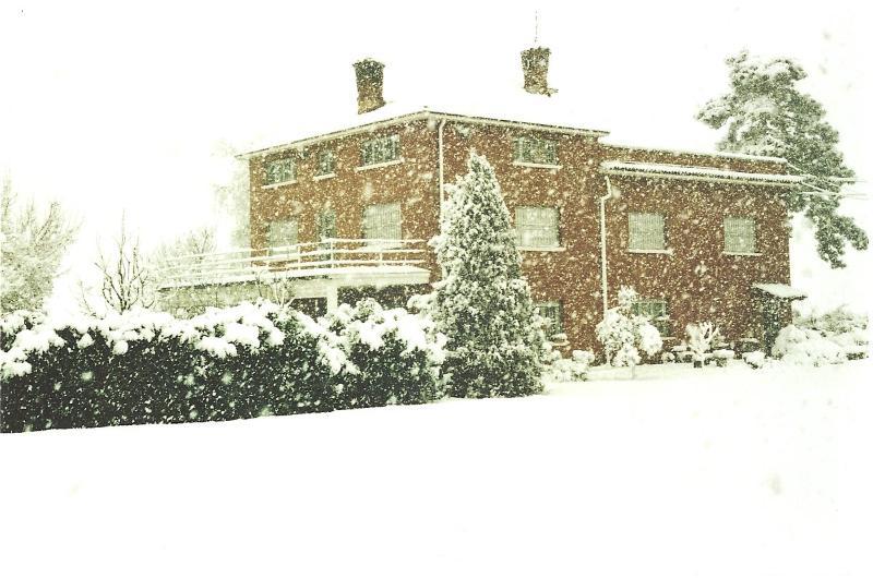 Italy, lombardy,pavia,farmhouse,winter time