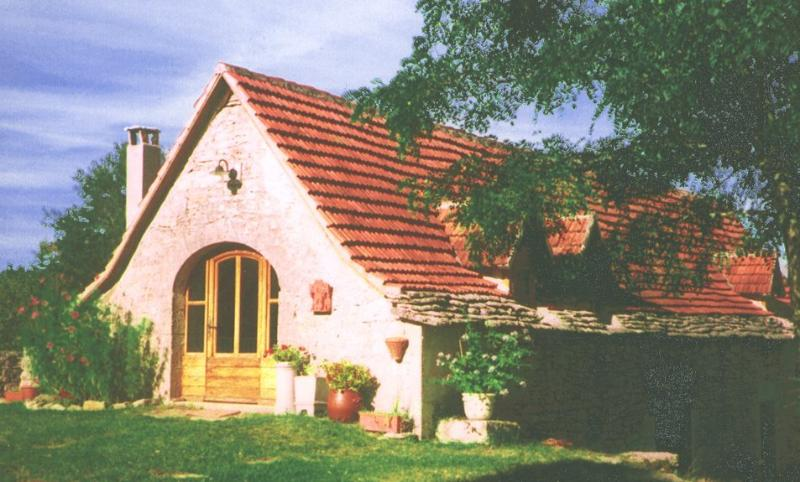 Our largest gite, converted from an ancient stone barn