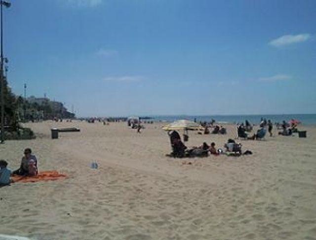Entorno/Localidad, playa de la costilla.
