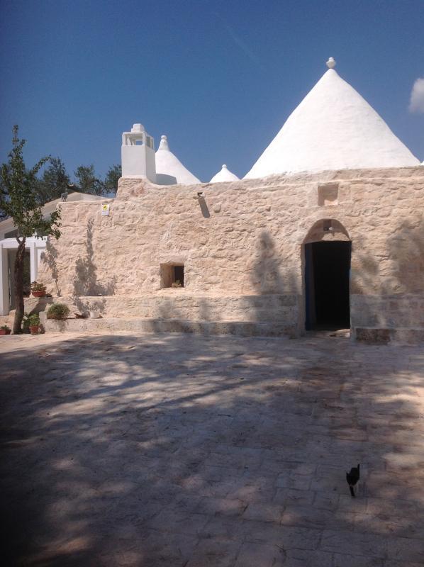 Veduta esterna centrale, ingresso principale