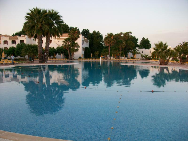 Larger Swimming Pool