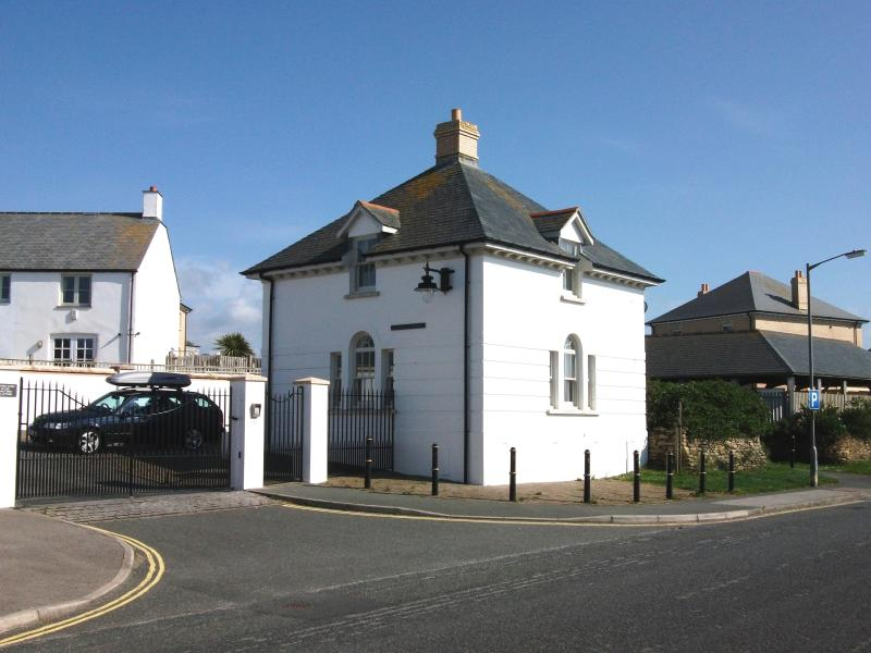 Set in an exclusive Duchy of Cornwall development.