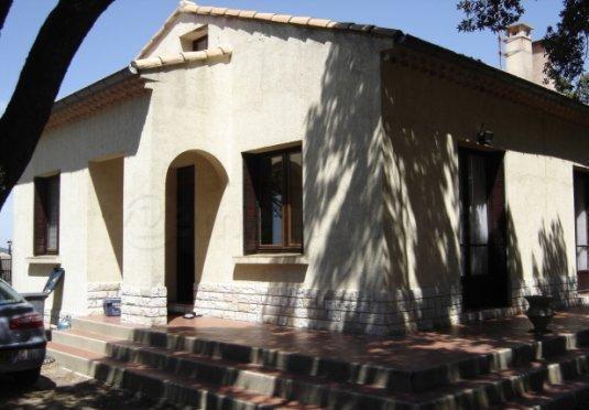 villa en Provance (Gard) – semesterbostad i Domazan