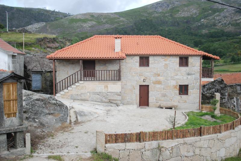 Casa do Bobal Parque Natural do Alvão, location de vacances à Cerva