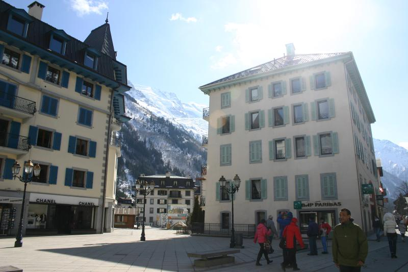 Pavillon Apartment 30 Chamonix, holiday rental in Chamonix