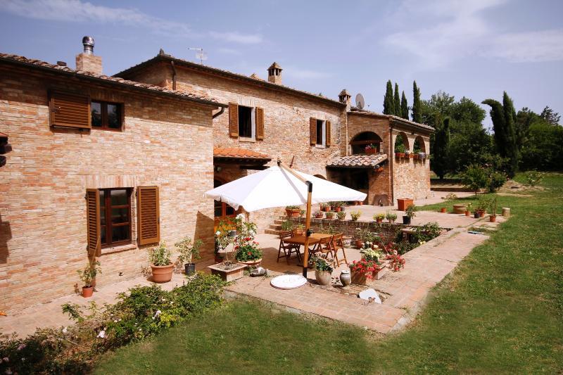 Tenuta la Santissima Suite Lily, Ferienwohnung in Bagnaia