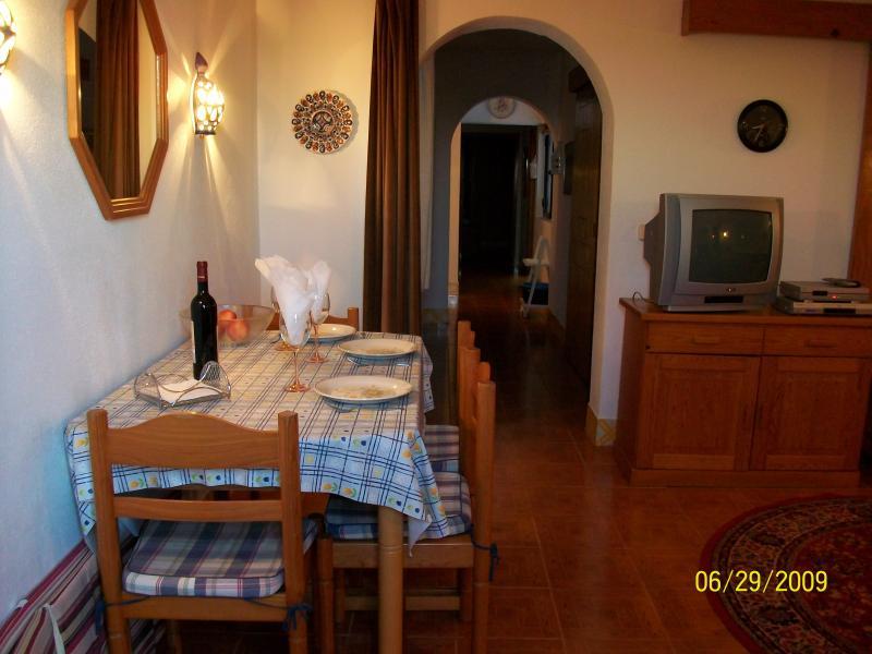 Lounge-cum-dining room