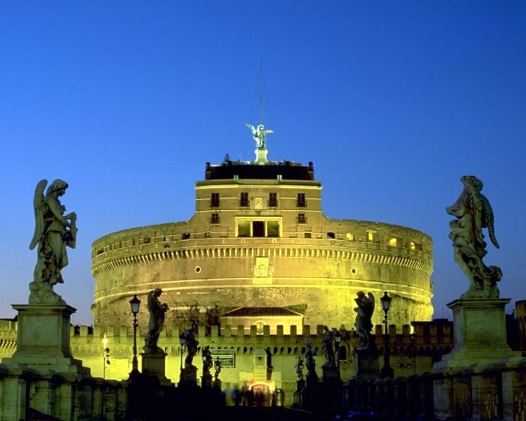 Castel Sant'Angelo (just 15 minutes walk)