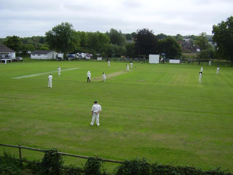 Robertsbridge village cricket ground