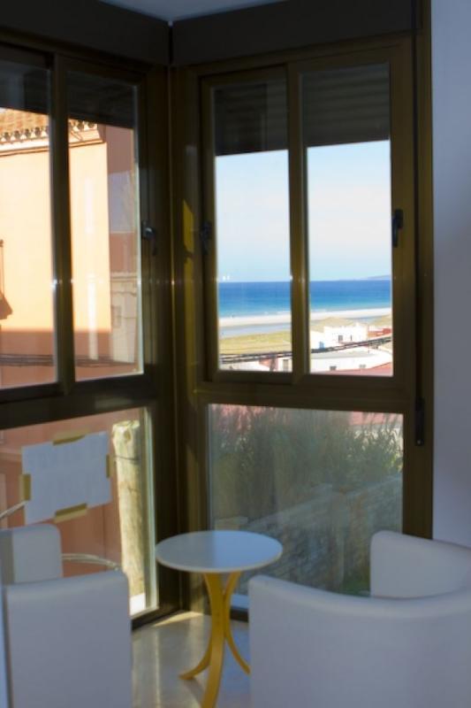 Habitación principal - balcón