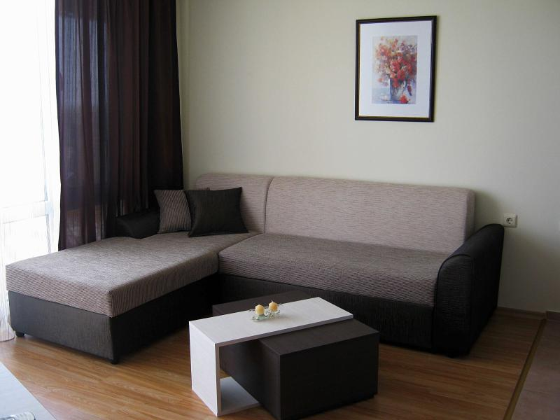 Modern Studio (Sveti Vlas, Bulgary), holiday rental in Elenite