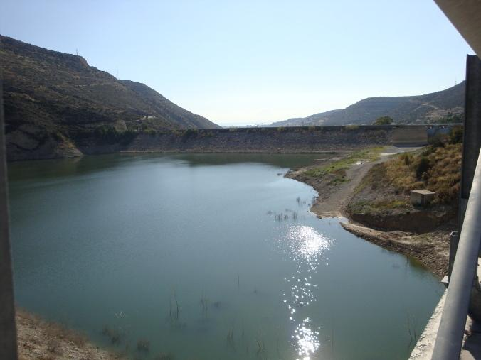 Germasogeia Dam - Great place for the anglers- only 5 minutes away from Greenfields Country Club