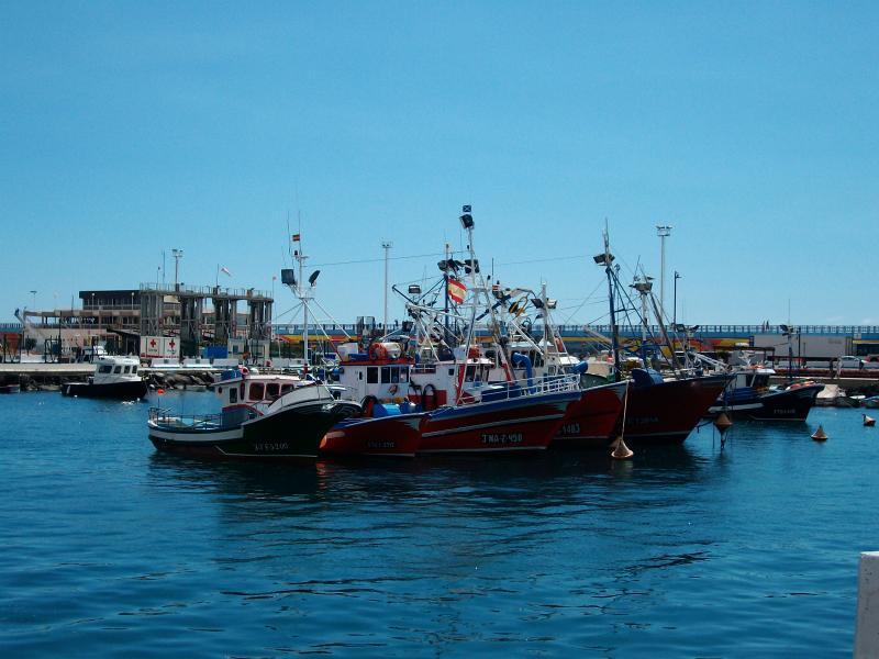Fresh Fish and seafood is caught daily and served in local restaurants.